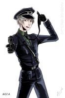 Do u want a shot? Military Prussia by Zamarazula