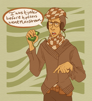 God Dang Hipsters by Pace-Eterna