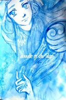 #272 Katara by Doodle-of-the-day