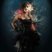 Kelly Clarkson by Thez-Art