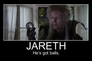 Jareth Motivational by raefalcon