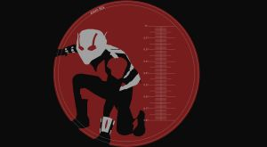 The Incredible Shrinking Ant Man by TheNYRD