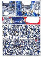 Dandy Robot Preview: AKA The AHHH! Page by neoyi