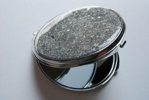 Super Star  Compact Mirror by 2littleKisses
