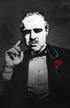The Godfather by N-Abakumov