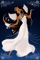 Air Dress up Game - Angel by AzaleasDolls