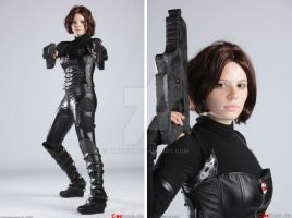 Alice Abernathy (RE - Retribution) by NiKcKu