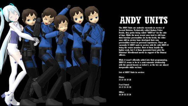 ANDY Units by AdmiralTerk
