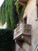 Juliet's Balcony - Verona by Gianni36