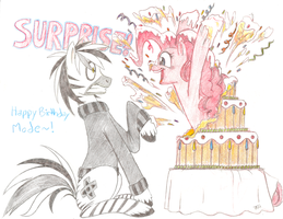 SURPRISE! IT'S YER BIRTHDAY! by Prism-S