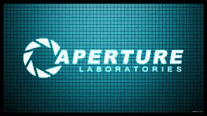 Aperture Science Logo Full HD by dj-corny