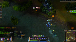PENTAKILL! 2013-10-26 at 10.32.54 PM by ceatureofthenight80