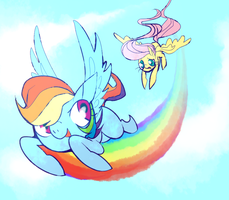 flying pone by tearzahs