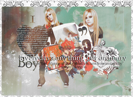 blog layout 013 by DestinyGraphic