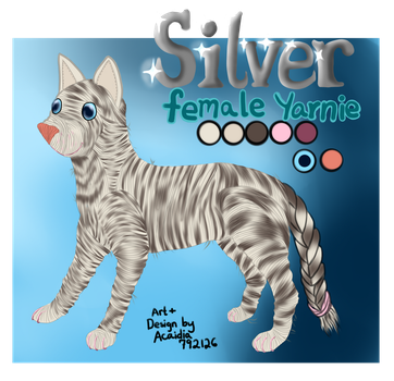Silver by acaidia