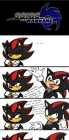 Sonic the Wannabe Comic by Tri-Jean