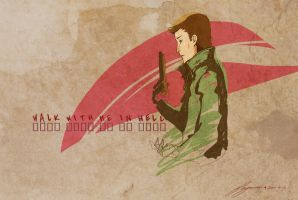 SPN: Walk With Me In Hell by feyuca