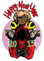 Happy New Year! by aimo