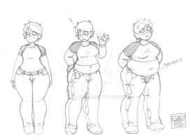 Nora WG Sequence by DFoot86