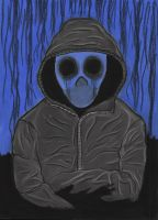 Eyeless Jack by charcoalman
