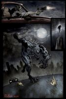 Horror Comic Book 2 by Homeros-Gilani