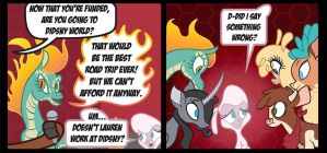 Them's Fightin' Herds Fully Funded Comic by rich-jammer
