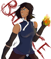 Korra Balance by Amaterasu-Red