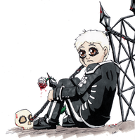 Gerard of Black Parade by Edo--sama