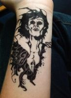 Sandman Tattoo by Bored-In-Science