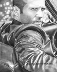 Jason Statham by 22Zitty22