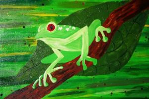 Grenouille by SSchuhS