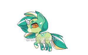 Pixelpony 2 {MountainMint} - Sold by auspexan