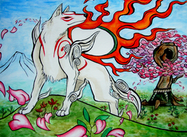 Life of the Land- Okami by KT-245