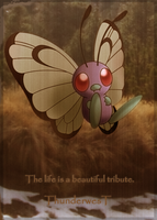 Butterfree ID by Thunderwest