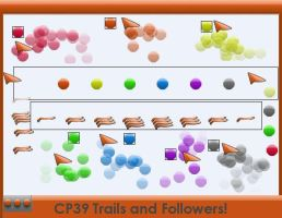 CP36 CursorXP Trails  Follower by TNBrat
