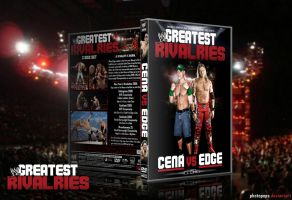 WWE Greatest Rivalries custom cover by Photopops