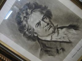 Beethoven by Hydeist667