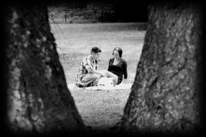 Voyeuristic Picnic by KBSL