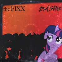 The Fixx - Red Skies (Twilight Sparkle + Mane 5) by AdrianImpalaMata