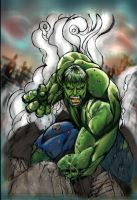 HULK. by drklegion