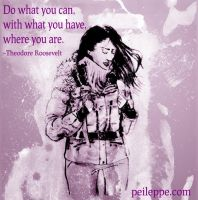 Do what you can by peileppe