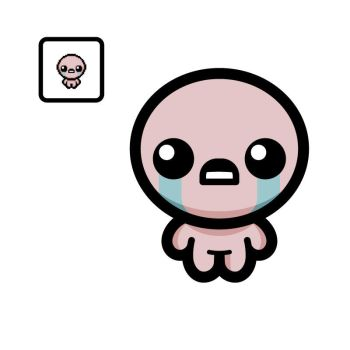 Vectorized Isaac #10.2: New Isaac by giftedscholar