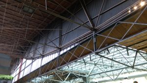 St Louis Union Station Train Shed Roof details by TSofian