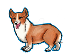 ::Corgi:: by Ashenee