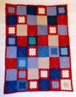 Blanket for Baby by ToveAnita