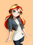 Sunset Shimmer by The-Park