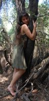 Dryad 5 by Kussioth-Stock
