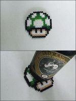 1 up magnet by 8bitcraft