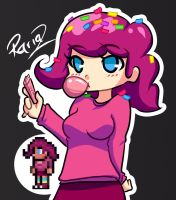 Party girl Terraria - Jaltoid Style by Rariaz