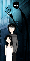 Siblings Stalked by CameoAppearance